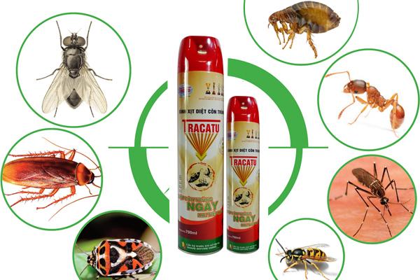 Chế phẩm diệt côn trùng